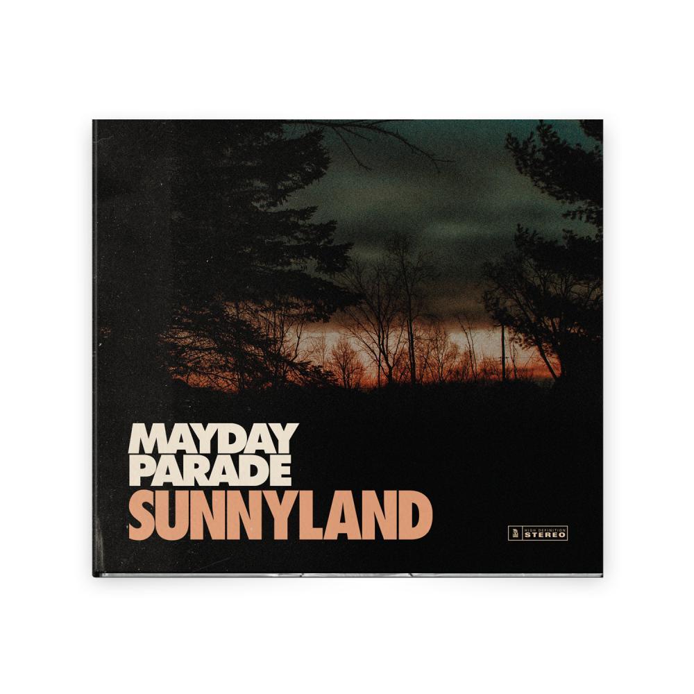 Buy Online Mayday Parade - Sunnyland Digipak