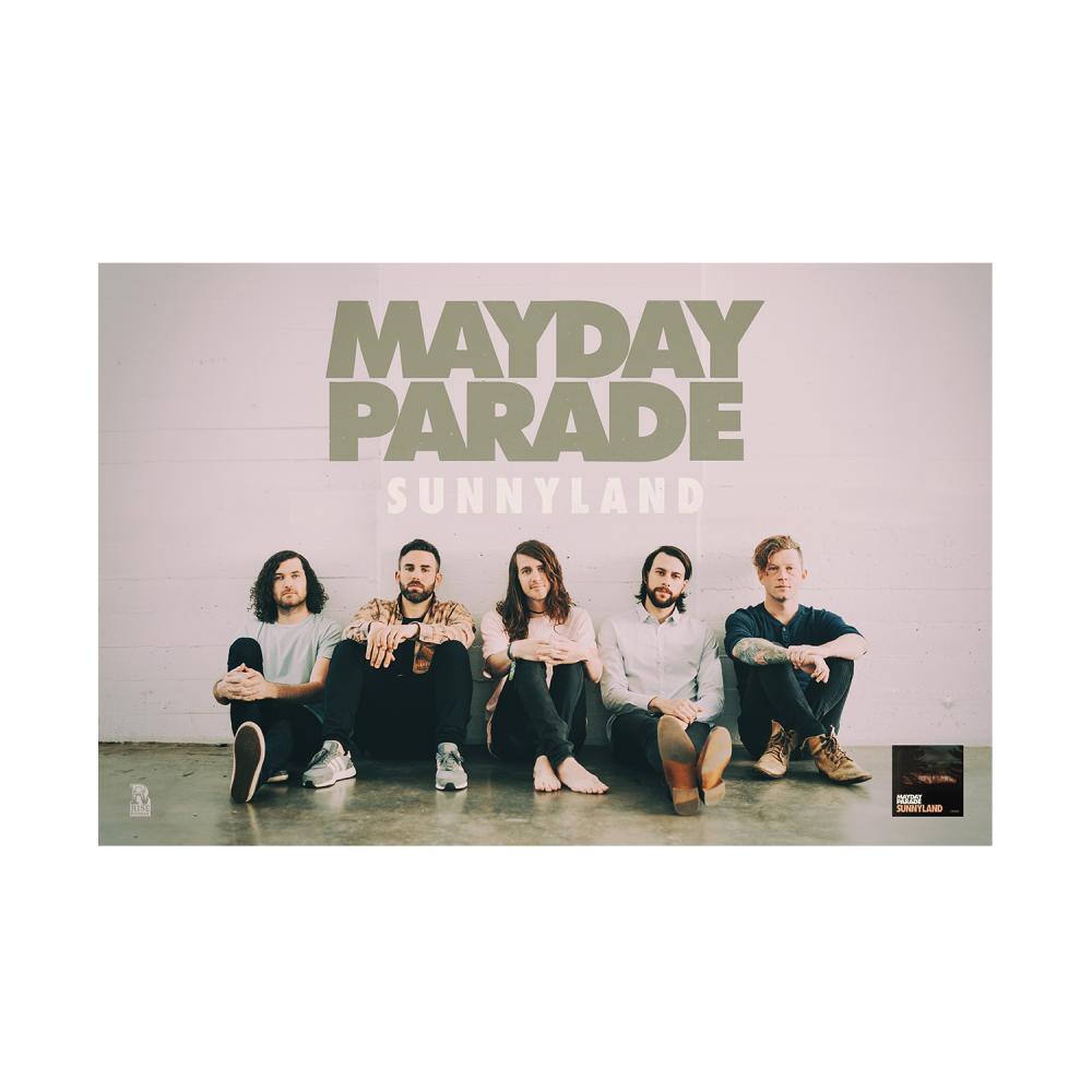 Buy Online Mayday Parade - Sunnyland Poster