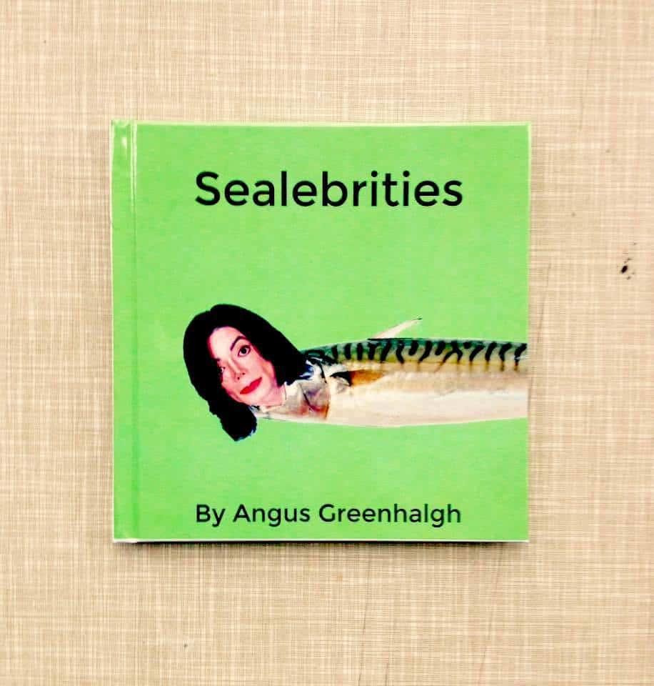 Sealebrities Book