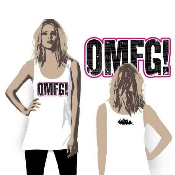 Buy Online McBusted - Girls OMFG Vest