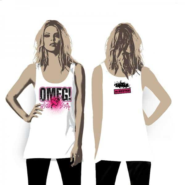Buy Online McBusted - 2014 OMFG Girls Vest