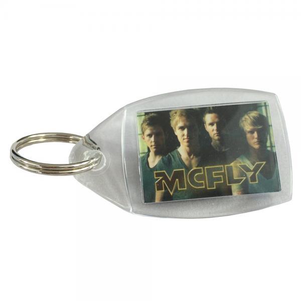 McFly Key Ring