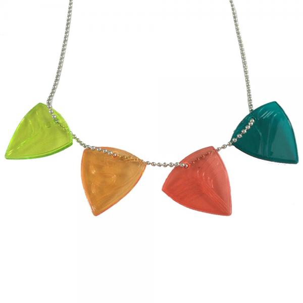 McFly Plectrum Necklace