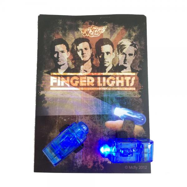 McFly Finger Lights