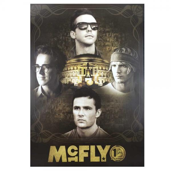 Buy Online McFly - RAH Poster