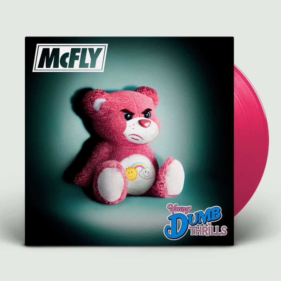 Buy Online McFly - Young Dumb Thrills Pink