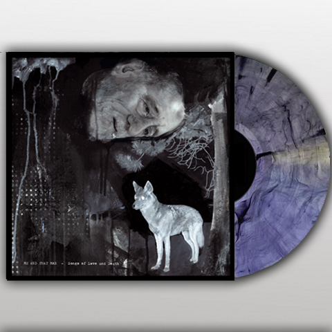 Buy Online Me & That Man - Songs of Love & Death Limted Edition Clear Vinyl w/ Blue/Black Smoke Insert