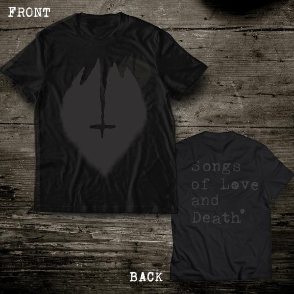 Buy Online Me & That Man - Cross My Heart T-Shirt