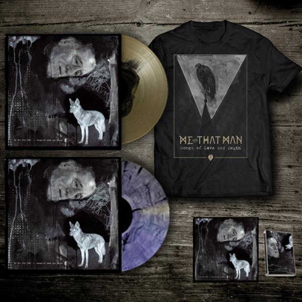 Buy Online Me & That Man - My Church Is Black T-Shirt Deluxe Bundle