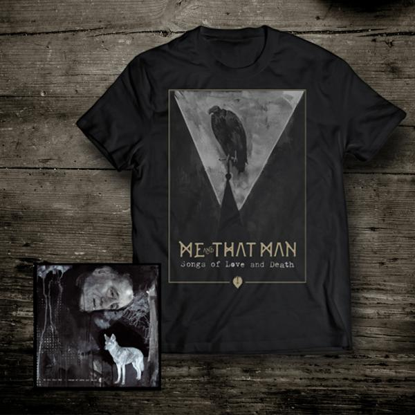 Buy Online Me & That Man - CD Book pack & My Church Is Black T-Shirt