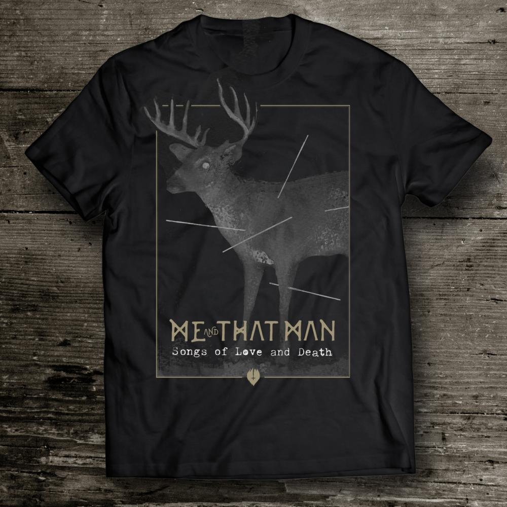 Buy Online Me & That Man - Stag T-Shirt