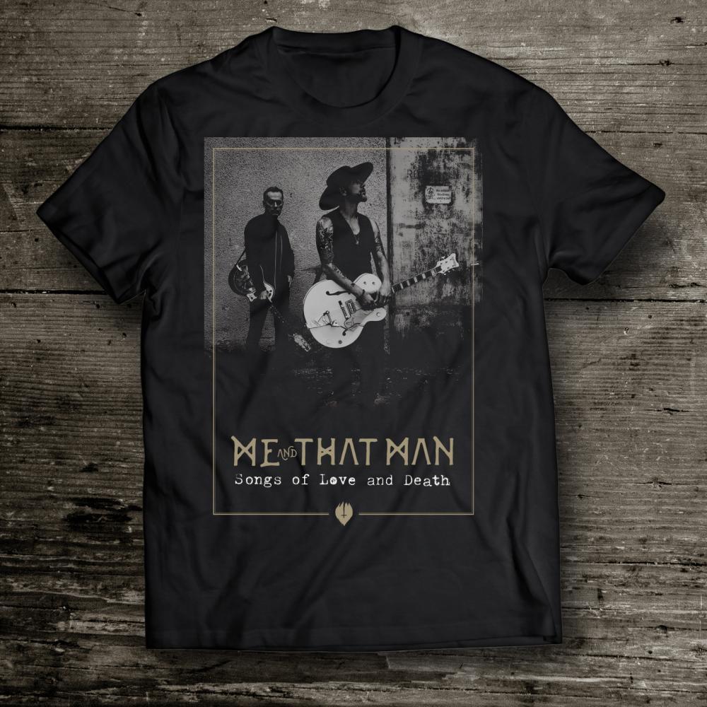 Buy Online Me & That Man - Guitar T-Shirt