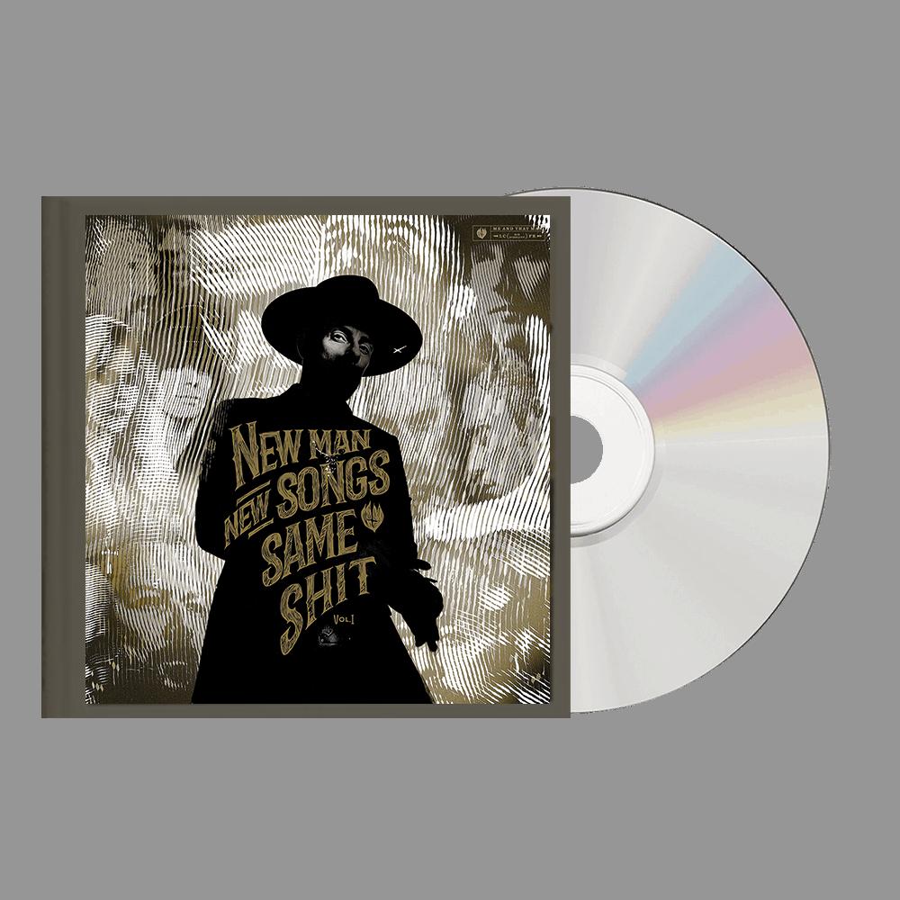 Buy Online Me & That Man - New Man, New Songs, Same Shit Vol.1 CD Book