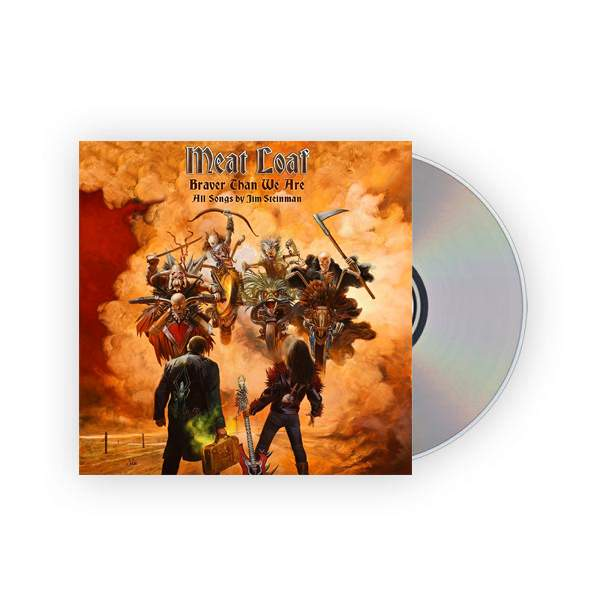 Buy Online Meat Loaf - Braver Than We Are (Standard Edition)
