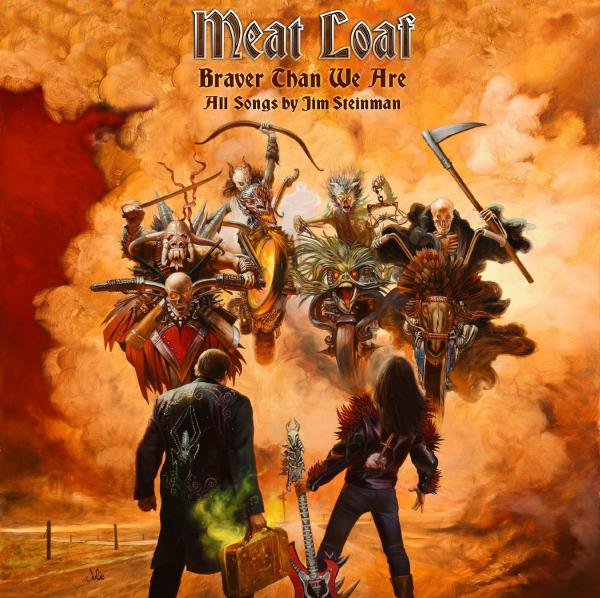 Buy Online Meat Loaf - Braver Than We Are Deluxe
