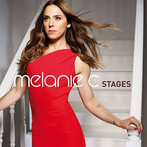 Buy Online Melanie C - Stages (Includes Exclusive Photo Print)