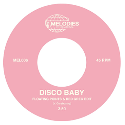 Buy Online Melodies International - Disco Baby / Disco Baby