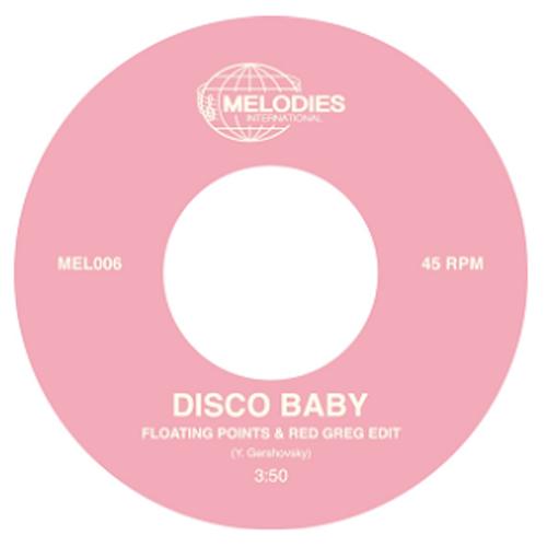 Buy Online Melodies International - Disco Baby / Disco Baby