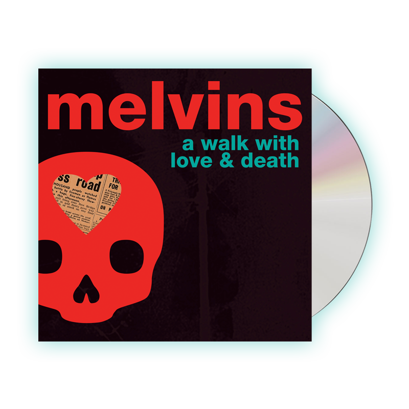 Buy Online Melvins - A Walk With Love & Death 2CD Album