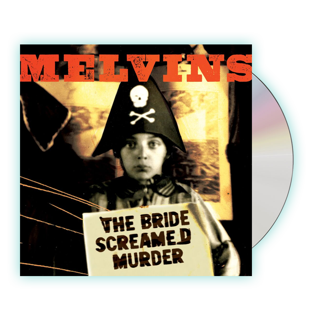 Buy Online Melvins - The Bride Screamed Murder