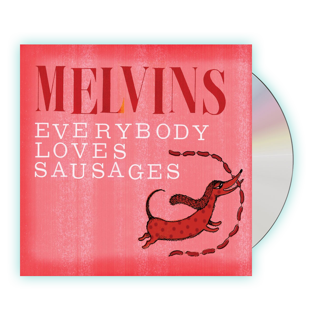 Buy Online Melvins - Everybody Loves Sausages CD Album