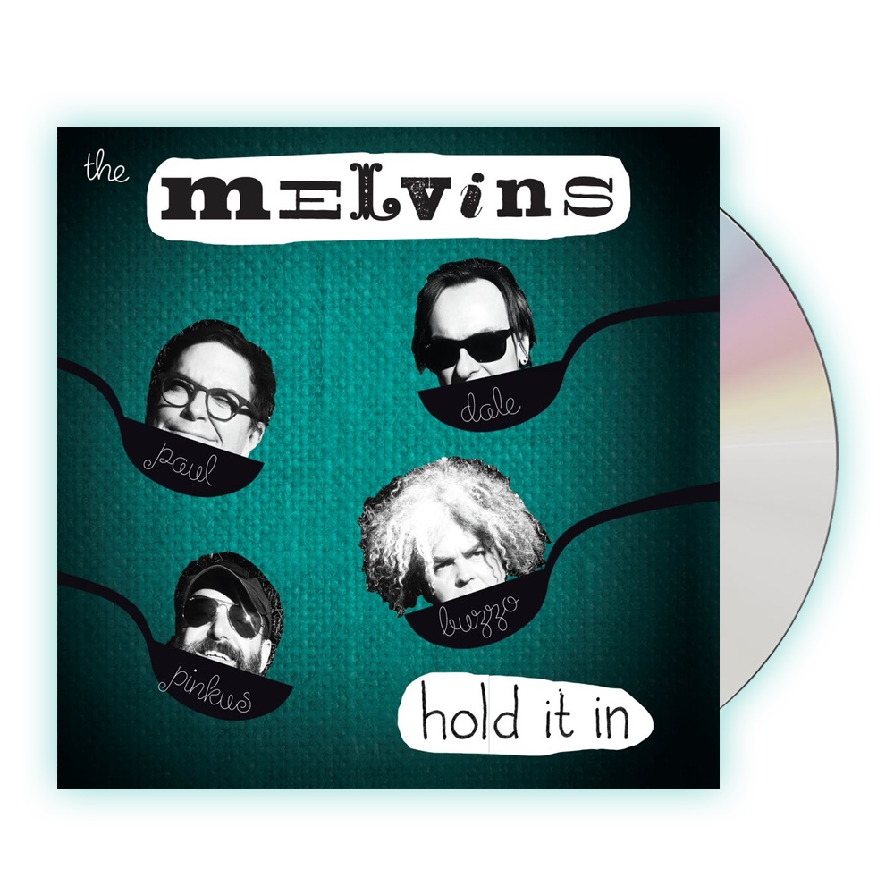 Buy Online Melvins - Hold It In
