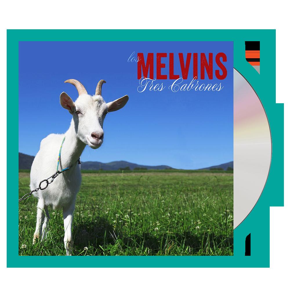 Buy Online Melvins - Tres Cabrones CD Album