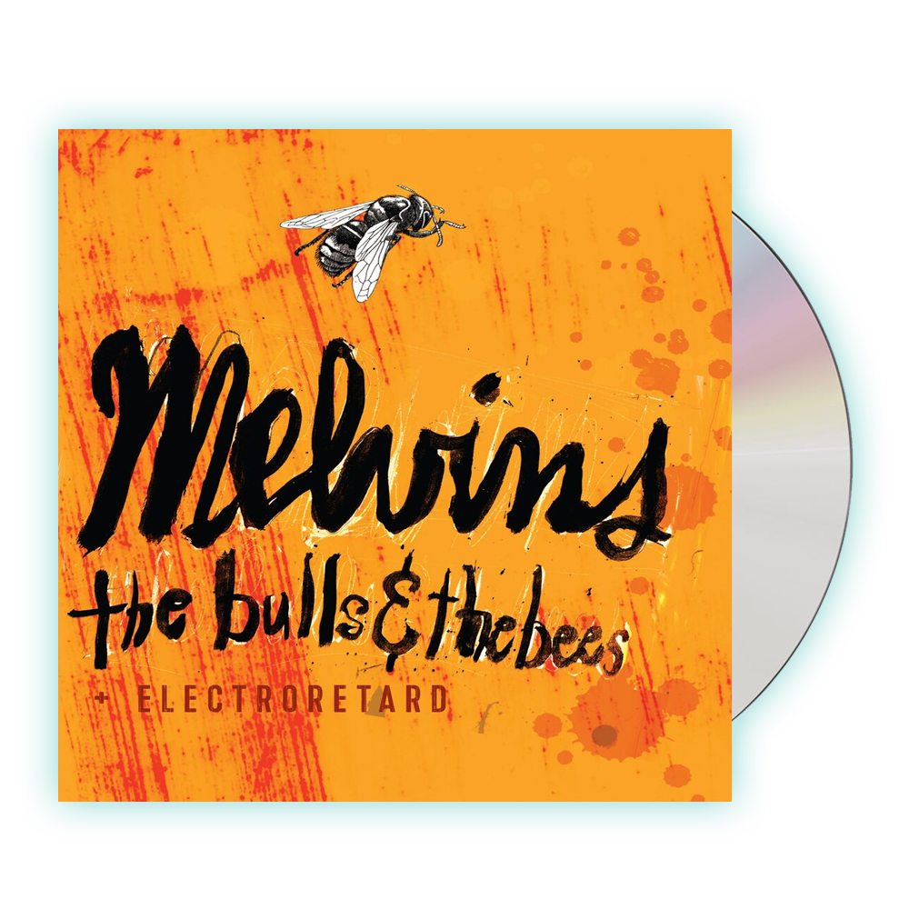 Buy Online Melvins - The Bulls & The Bees / Electroretard CD Album