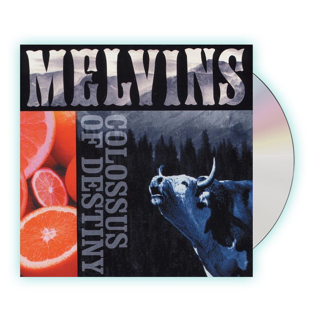 Buy Online Melvins - Colossus Of Destiny