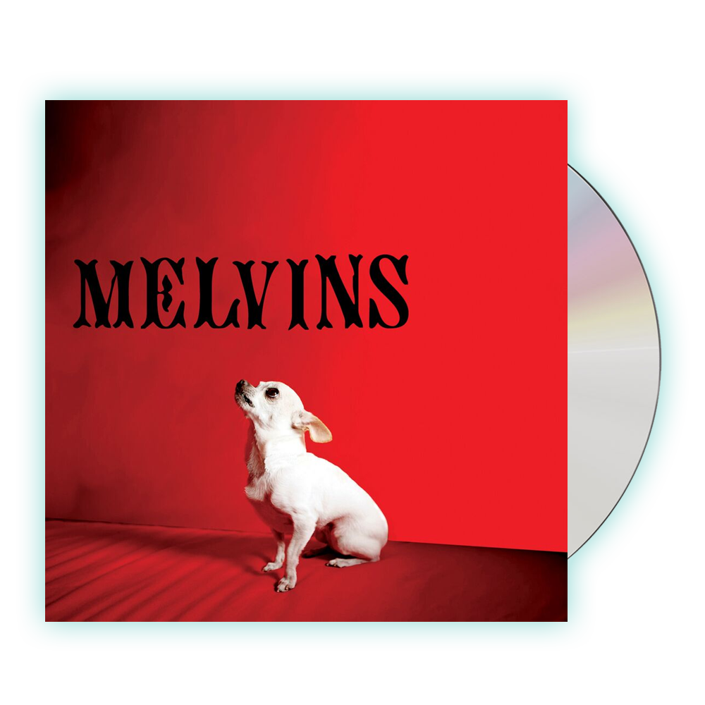 Buy Online Melvins - Nude With Boots CD Album