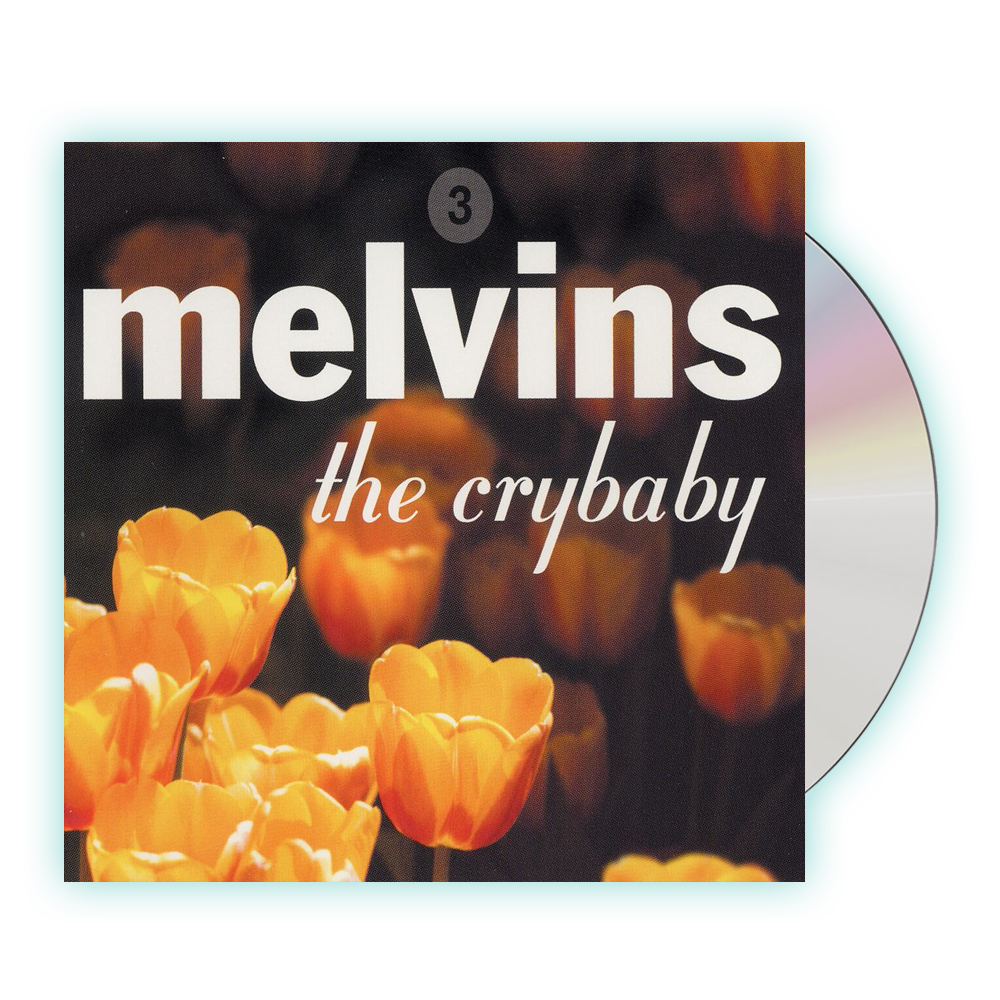 Buy Online Melvins - Crybaby CD Album