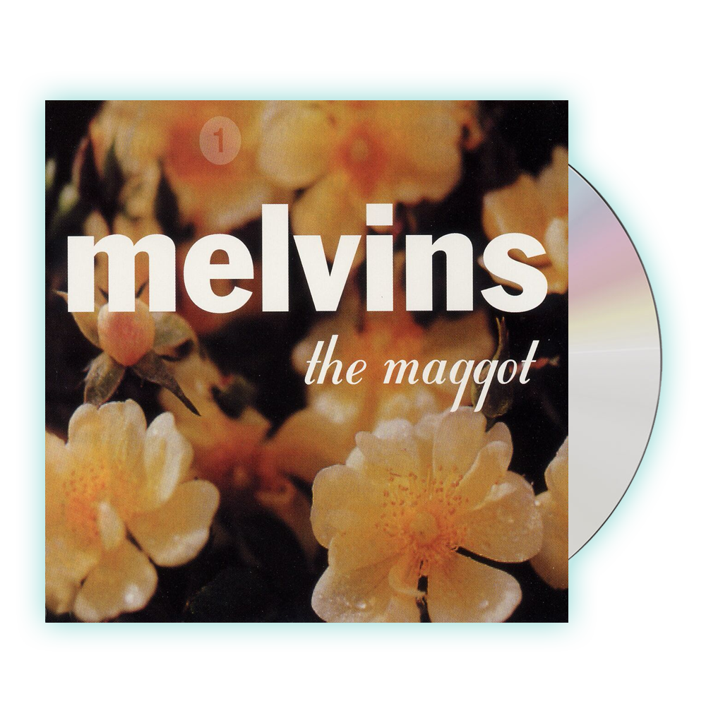 Buy Online Melvins - The Maggot CD Album