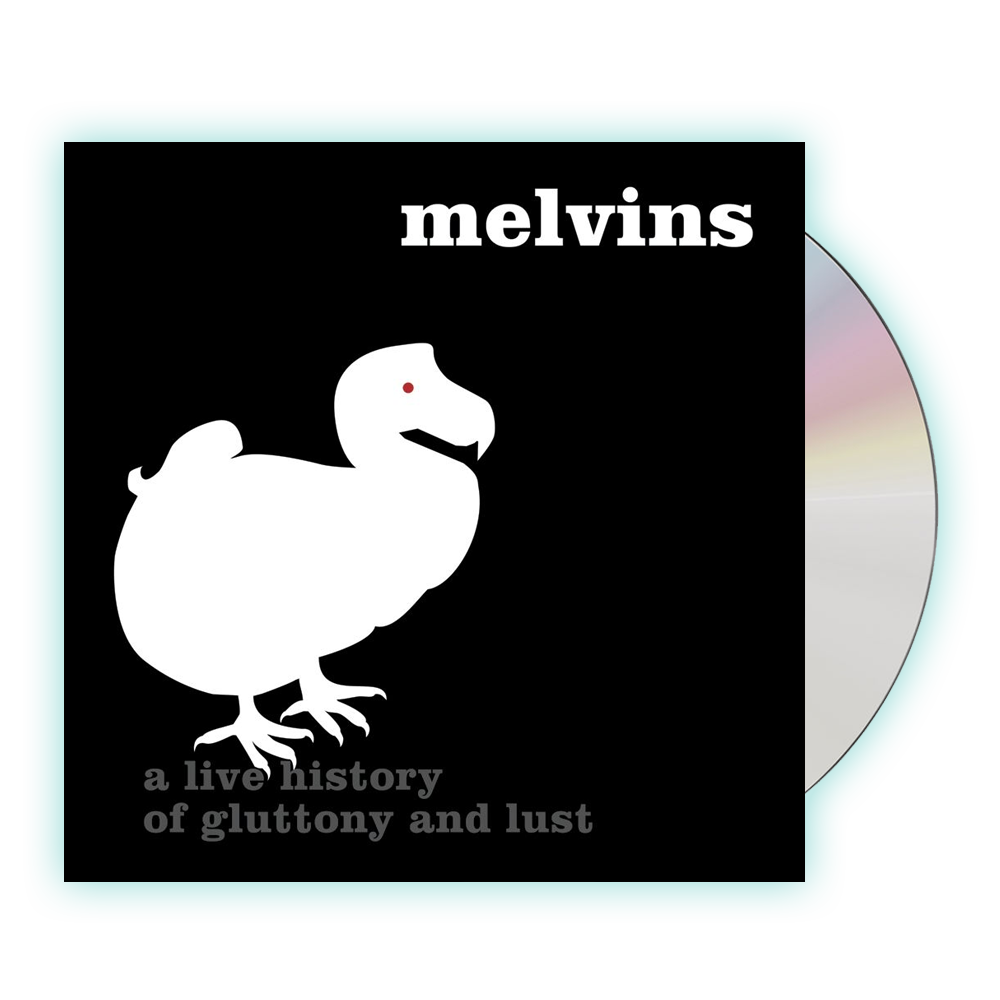 Buy Online Melvins - Houdini Live 2005