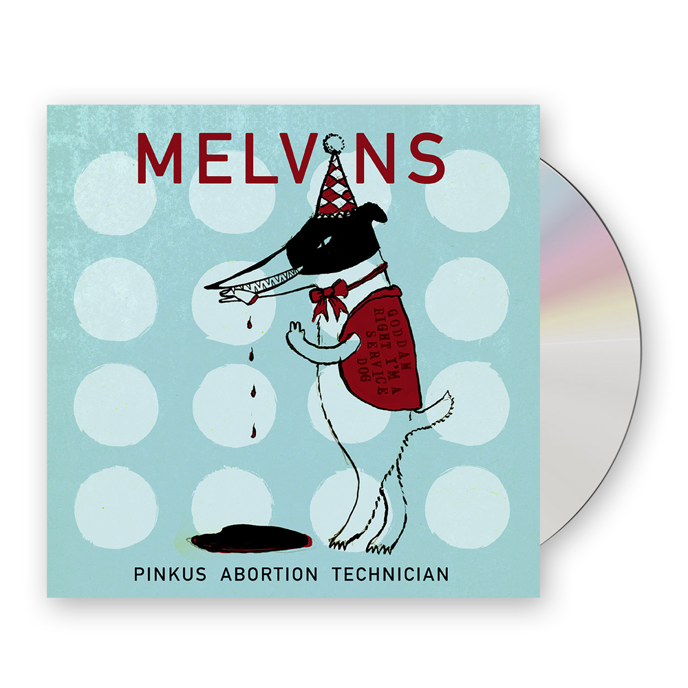 Buy Online Melvins - Pinkus Abortion Technician CD Album