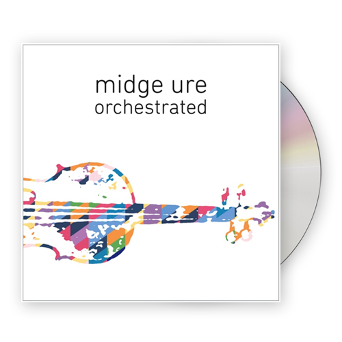 Orchestrated CD Album (Standard Edition)