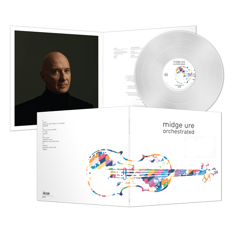 Buy Online Midge Ure - Orchestrated Clear