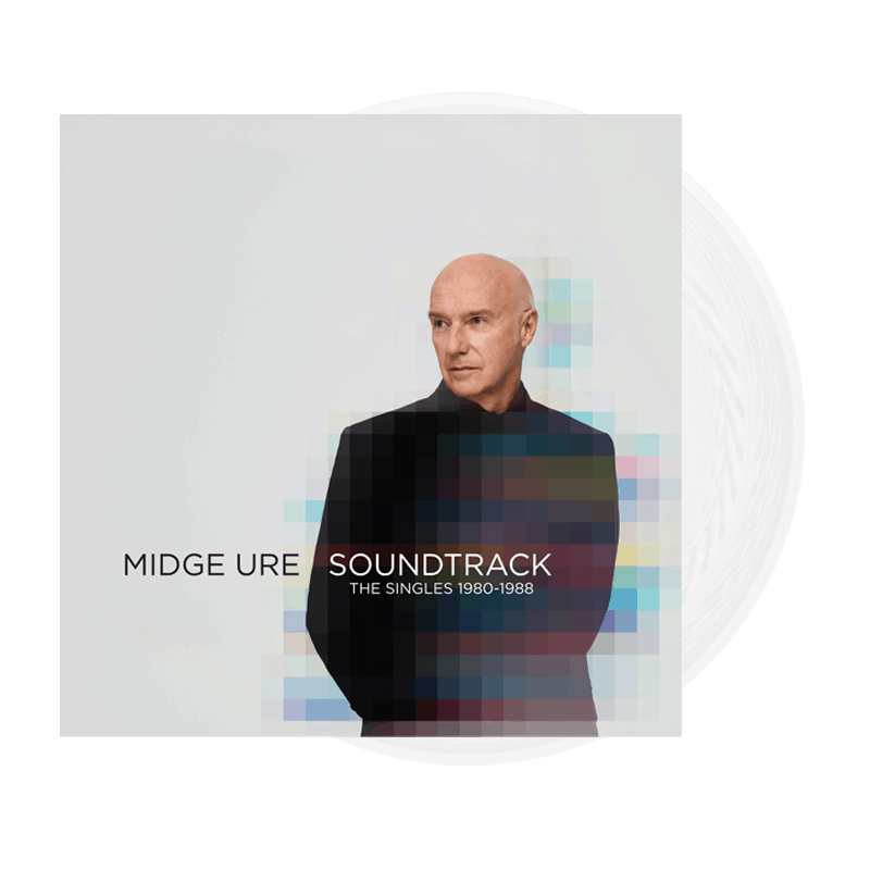 Buy Online Midge Ure - Soundtrack: The Singles 1980-1988 Clear