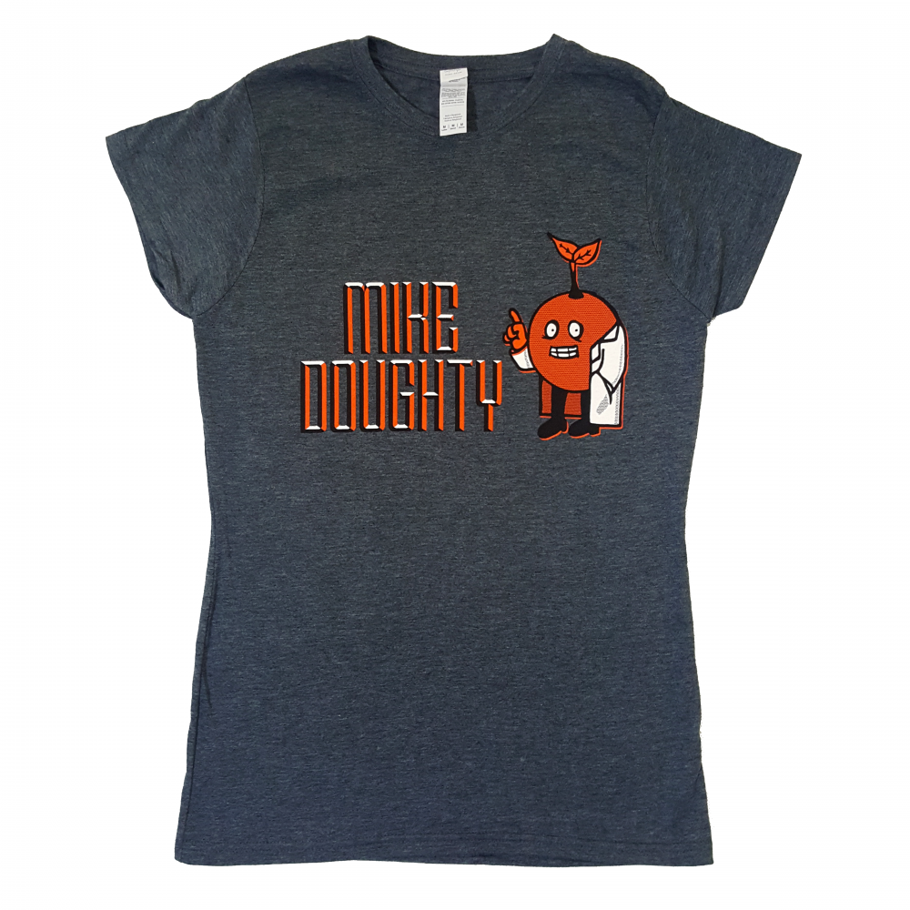 Buy Online Mike Doughty - Dr. Naranja Ladies T-Shirt
