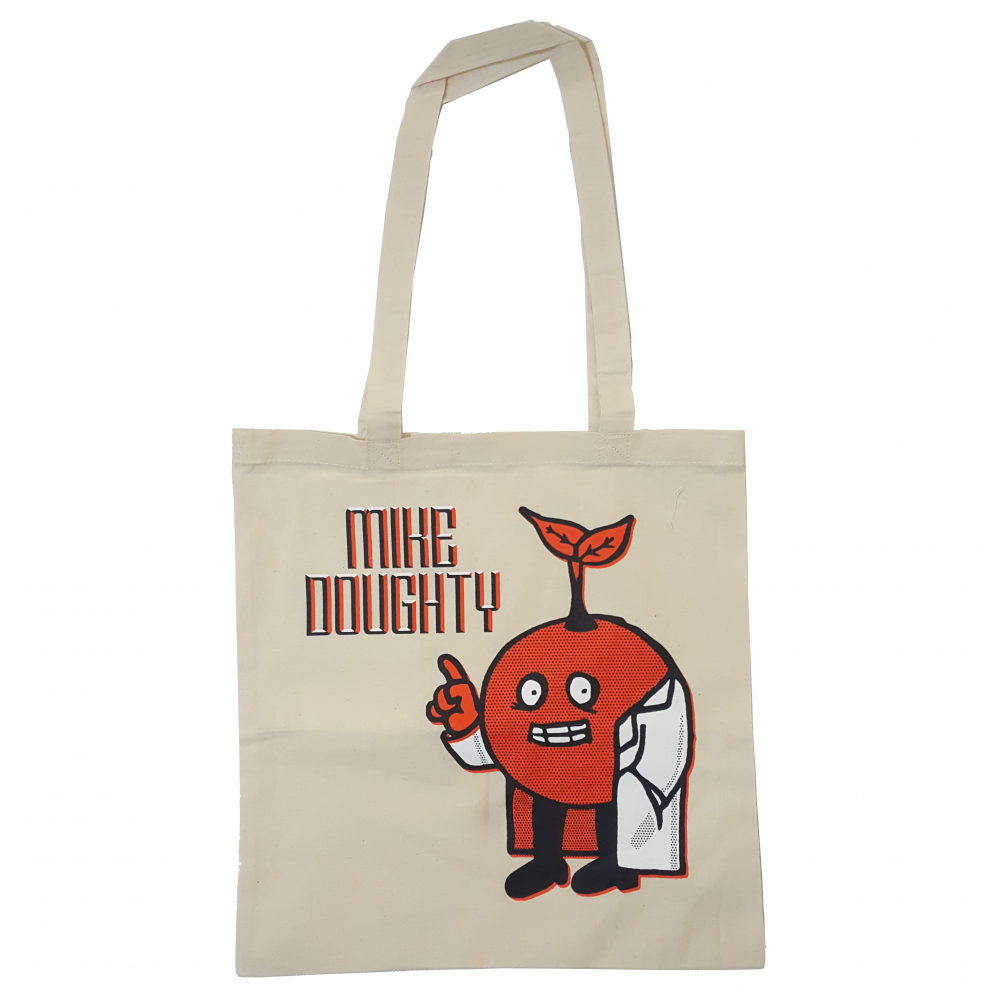 Buy Online Mike Doughty - Dr. Naranja Tote Bag Signed