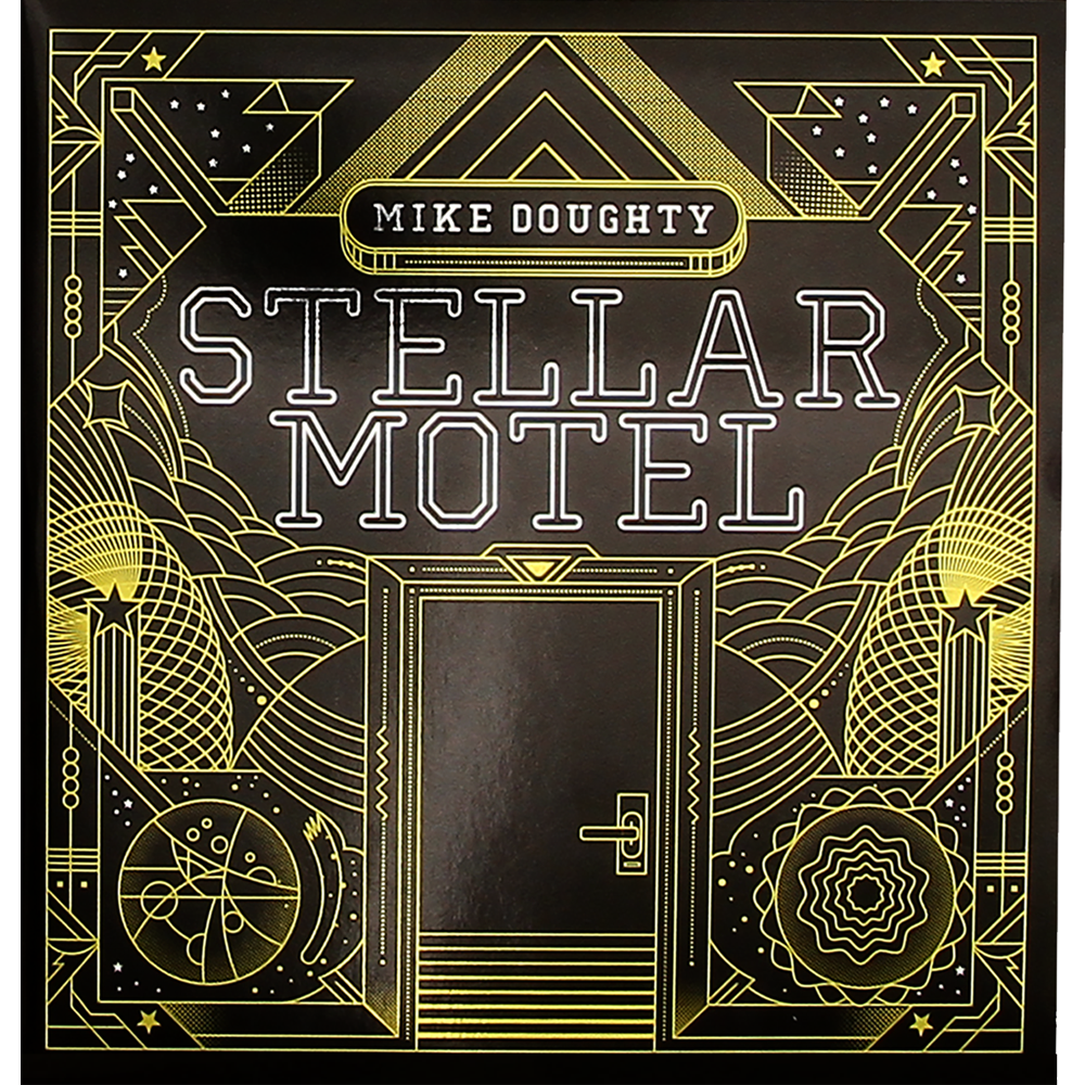 Buy Online Mike Doughty - Stellar Motel Double Vinyl