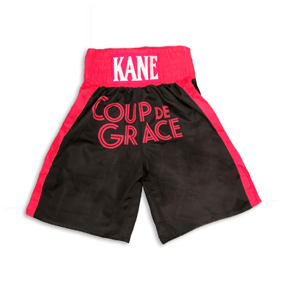 Buy Online Miles Kane - Limited Edition Silk Boxing Shorts