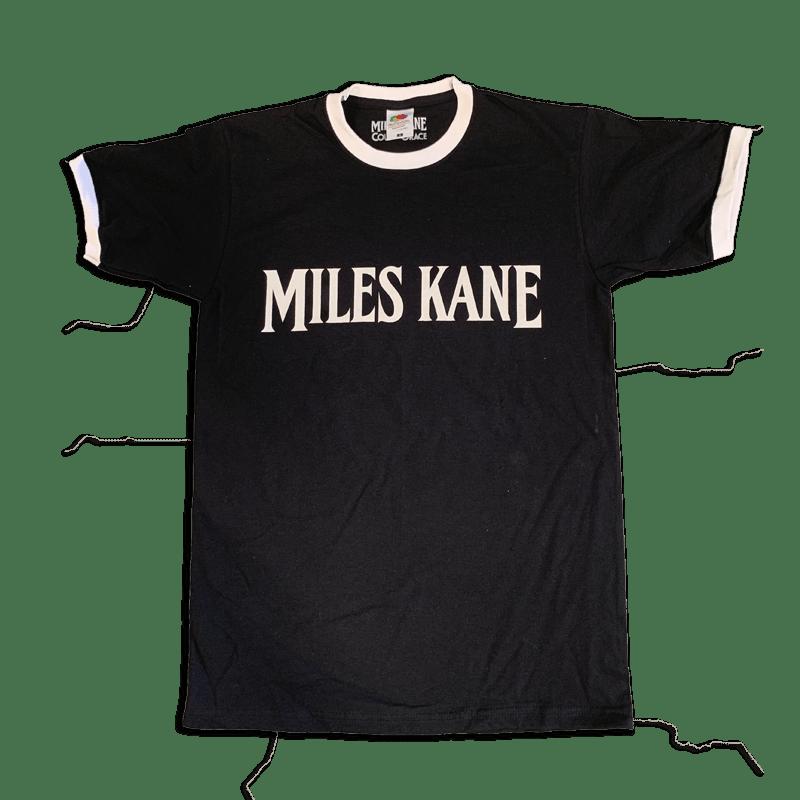 Buy Online Miles Kane - B/W Ringer T-Shirt