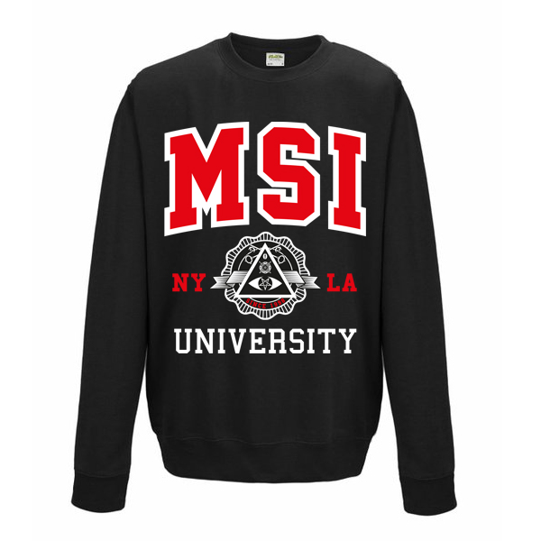 Buy Online Mindless Self Indulgence - University Sweatshirt