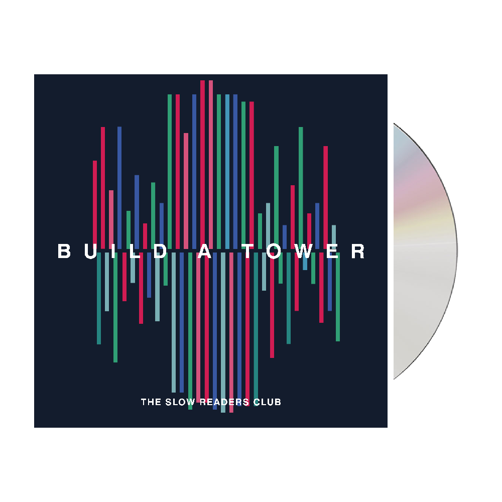 Buy Online The Slow Readers Club - Build A Tower CD