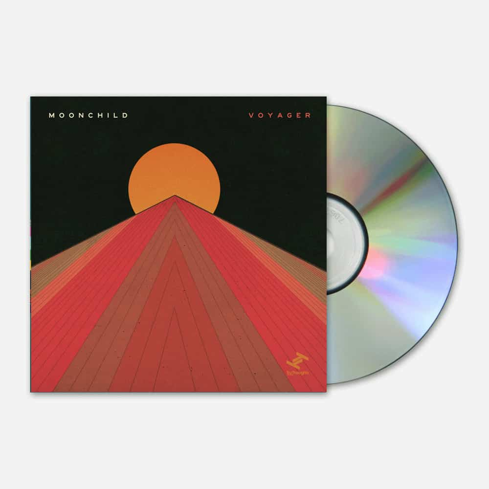 Buy Online Moonchild - Voyager (Includes Handwritten note from the band)