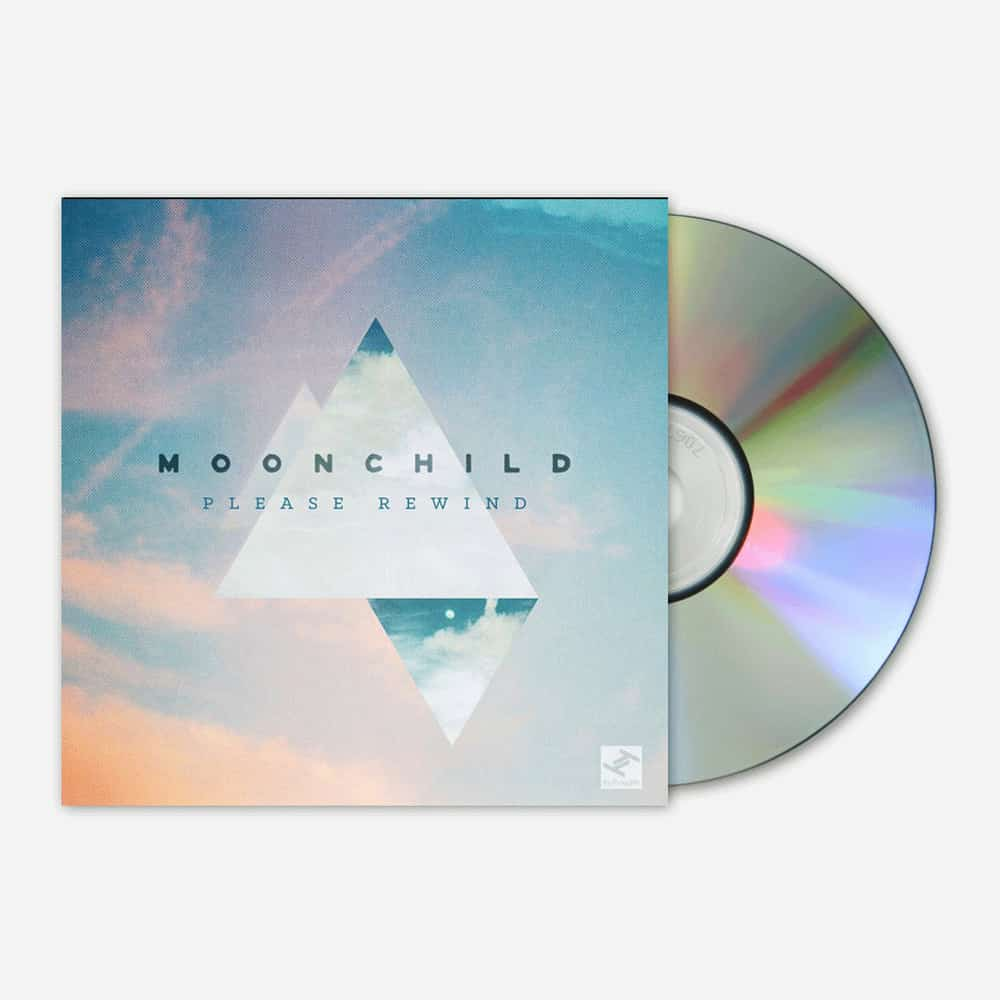 Buy Online Moonchild - Please Rewind (Includes Handwritten note from the band)