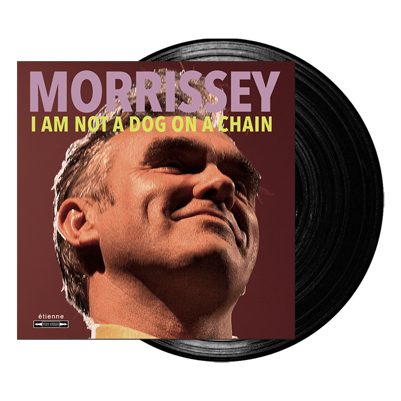 I Am Not A Dog On A Chain LP