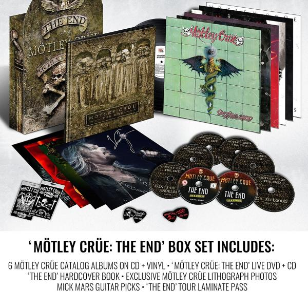 The End Box Set