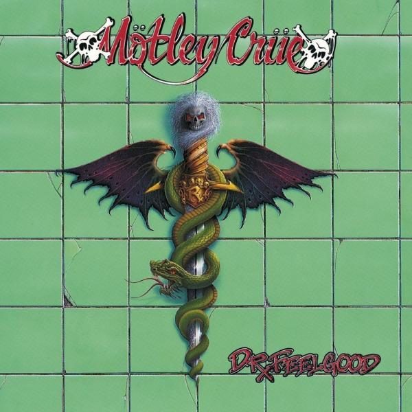 Buy Online Motley Crue - Dr Feelgood (180g Green Vinyl)