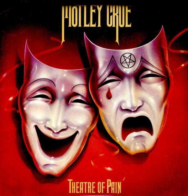 Buy Online Motley Crue - Theatre Of Pain (180g White Vinyl)